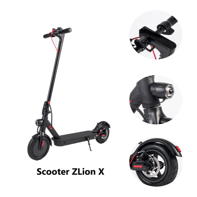 Scooter ZLion X - Zwheel
