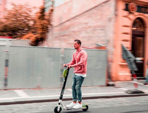 ¿Por qué deberías moverte en patinete eléctrico?