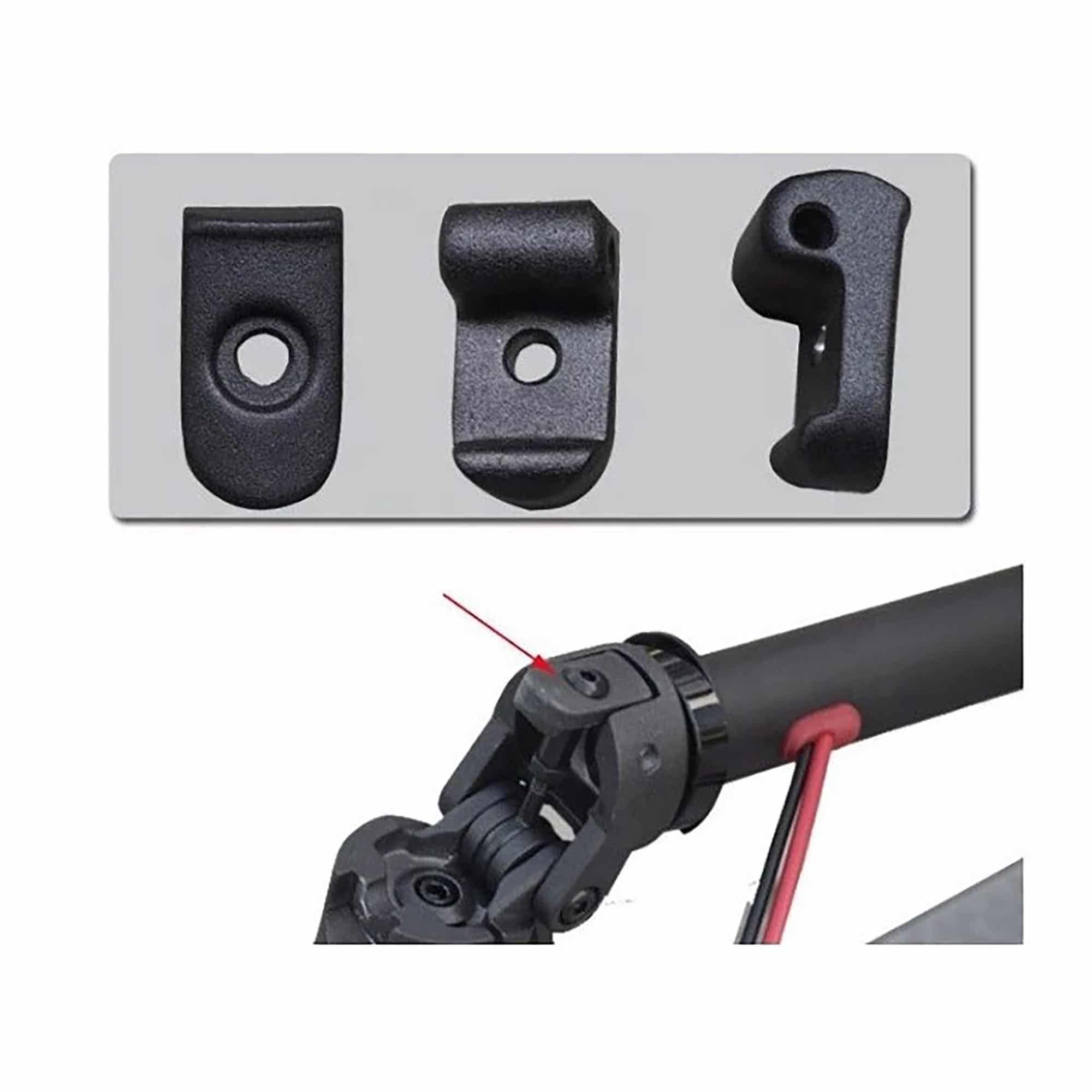 Unión de gancho para patinete eléctrico Zwheel