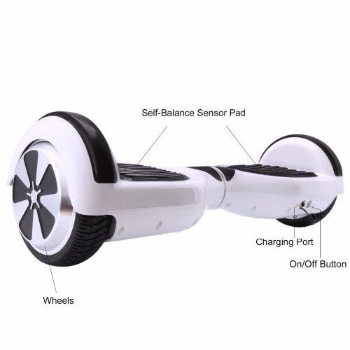 Hoverboard - Zwheel