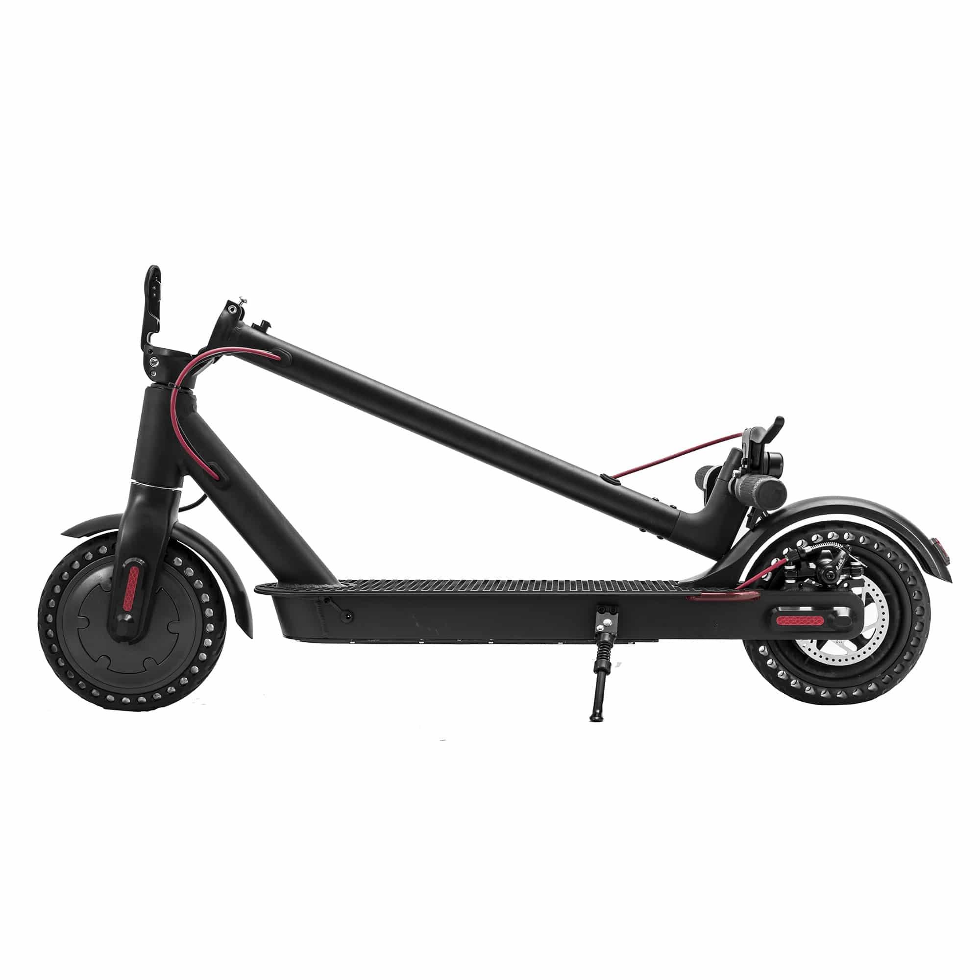 electric scooter E9 Basic folded - Zwheel