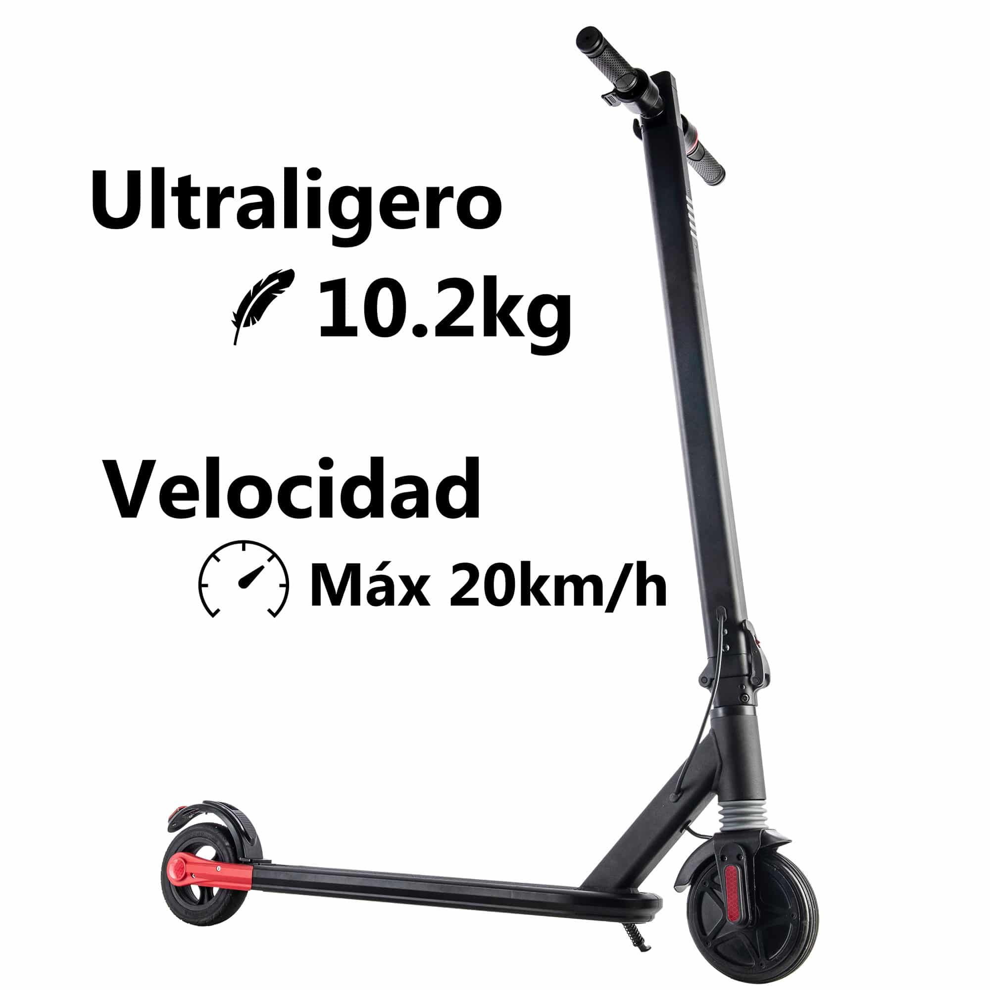 Ultralight electric scooter - Zwheel