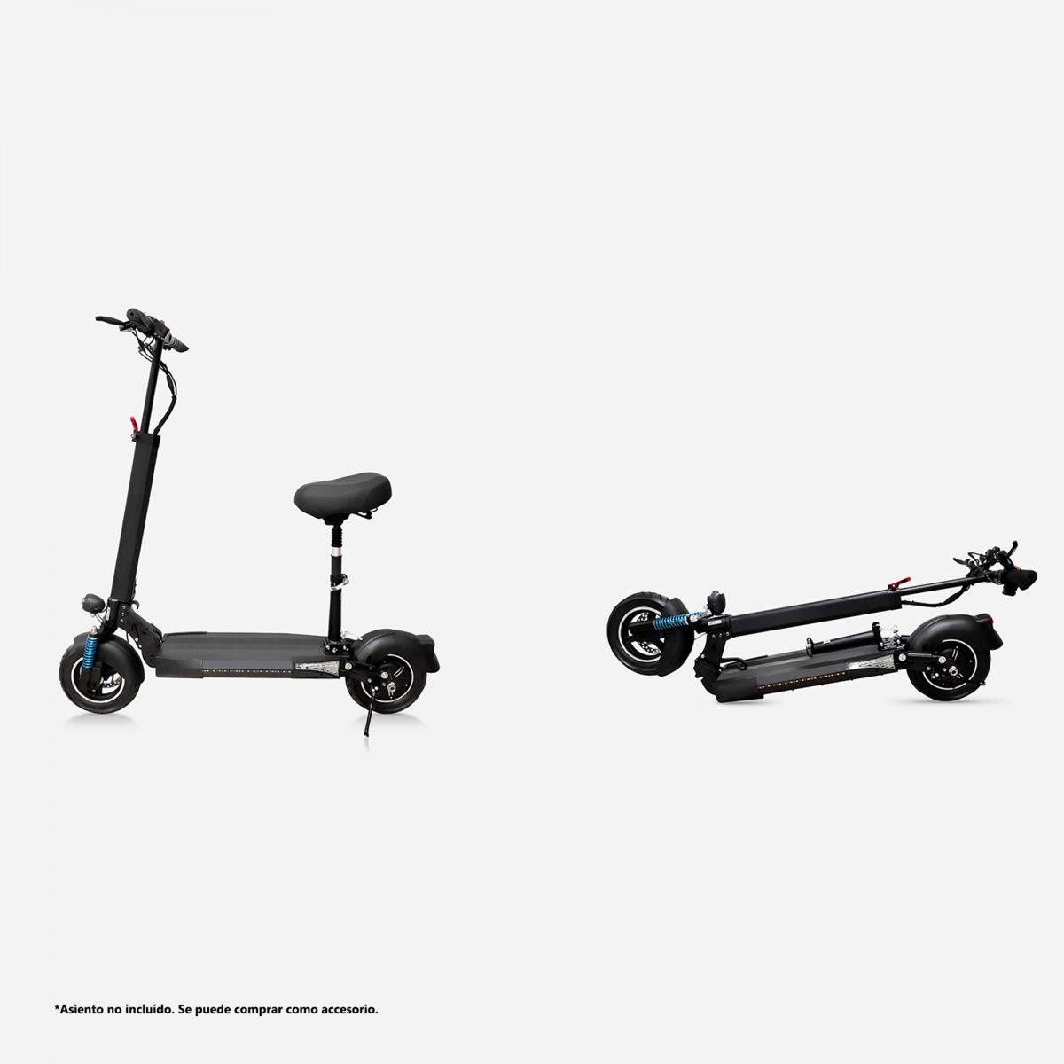 patinete eléctrico Zrino - Zwheel