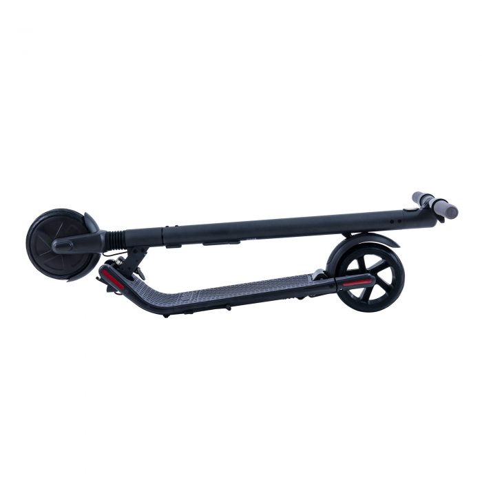 Electric scooter folded - Zwheel