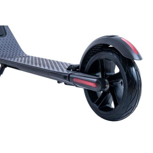 Detalle de la rueda de patinete eléctrico zsnake - Zwheel