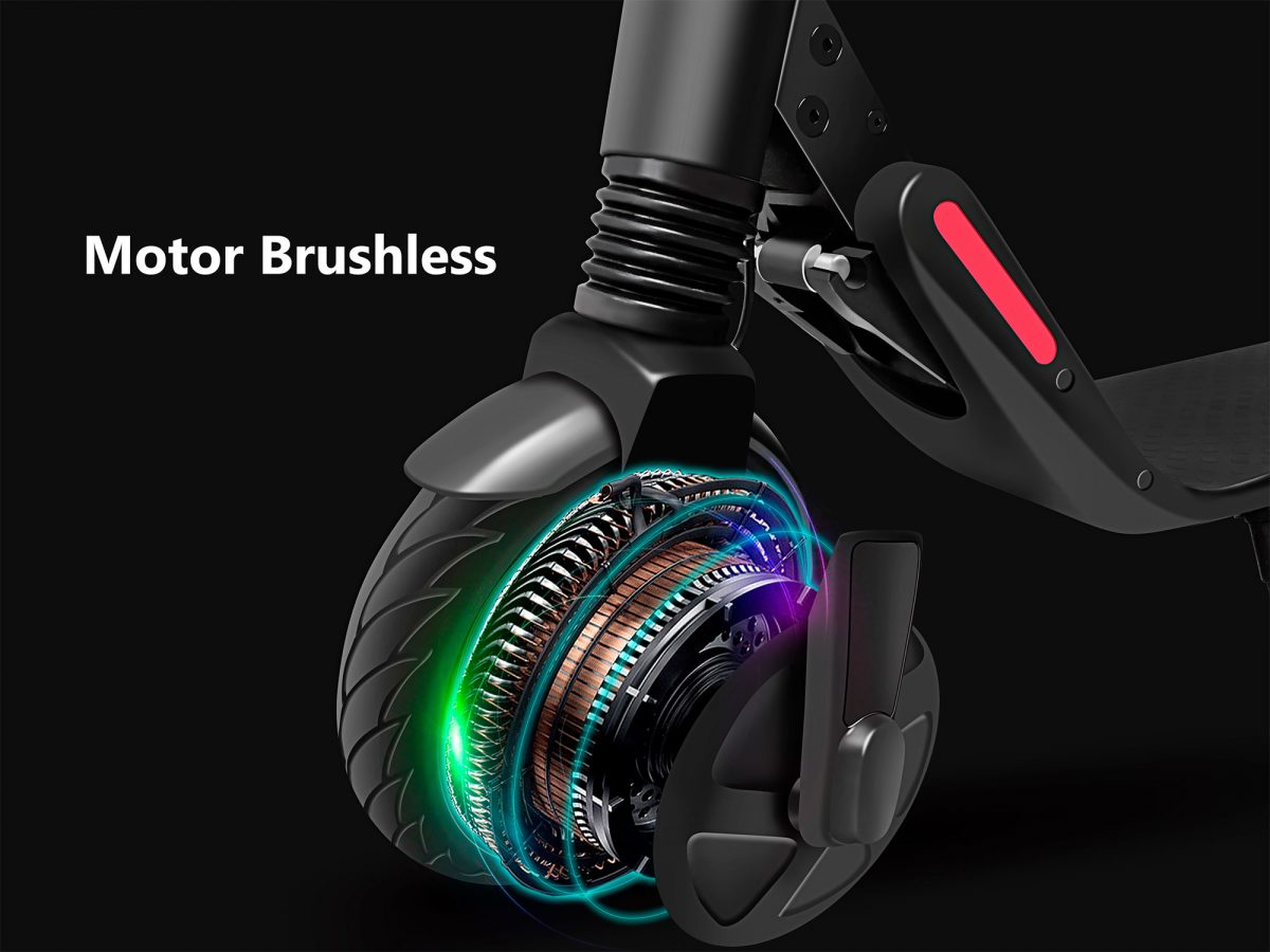 Motor Brushless of zsnake electric scooter - Zwheel
