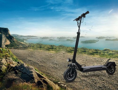 Patinetes eléctricos todoterreno: la mejor opción para la montaña