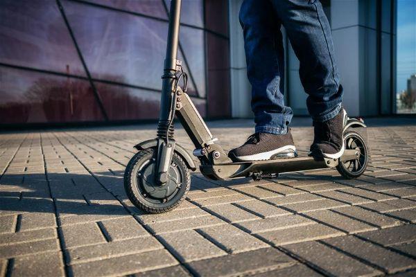 La autonomia de un patinete electrico