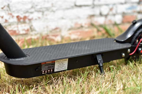 Parametros de la bateria de un patinete electrico
