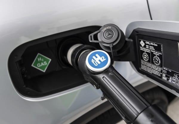Ventajas coche hidrogeno