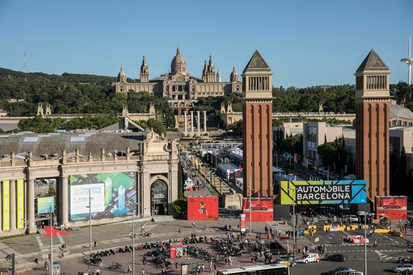 salon automovil barcelona 2021